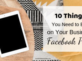 10 Things You Need to Edit on Your Business Facebook Page | social media marketing | online business | marketing | #facebook #facebookmarketing #socialmedia #socialmediamarketing #onlinebusiness #marketing