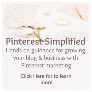 Pinterest Simplified