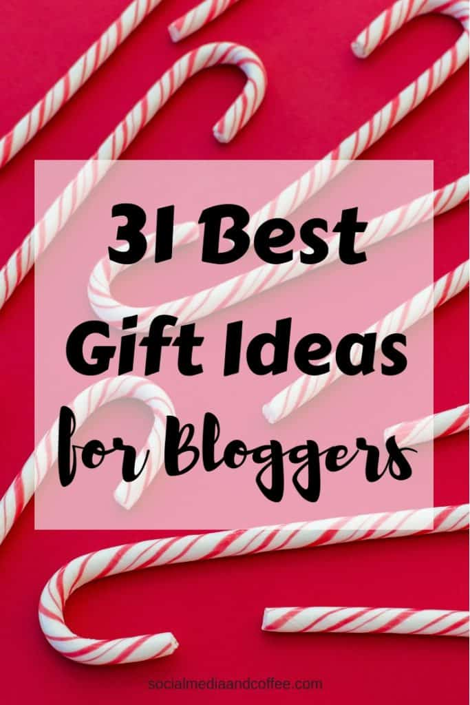 31 Best Gift Ideas for Bloggers | blogging | online business | Christmas | birthday gift ideas | Valentine's Day | #giftideas #gifts #blog #blogging #bloggers #onlinebusiness #Christmas #ValentinesDay #BirthdayGifts