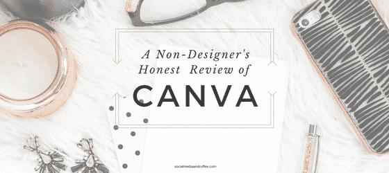 Non-Designers Honest Review Canva