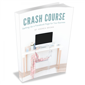Crash Course - Setting up a Facebook Page for Your Business | facebook marketing | social media | online business | blog | blogging | #onlinebusiness #facebook #facebookmarketing #blog #blogging
