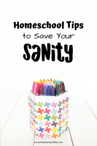 Homeschool Tips to Save Your Sanity | My Favorite Tools and Resources