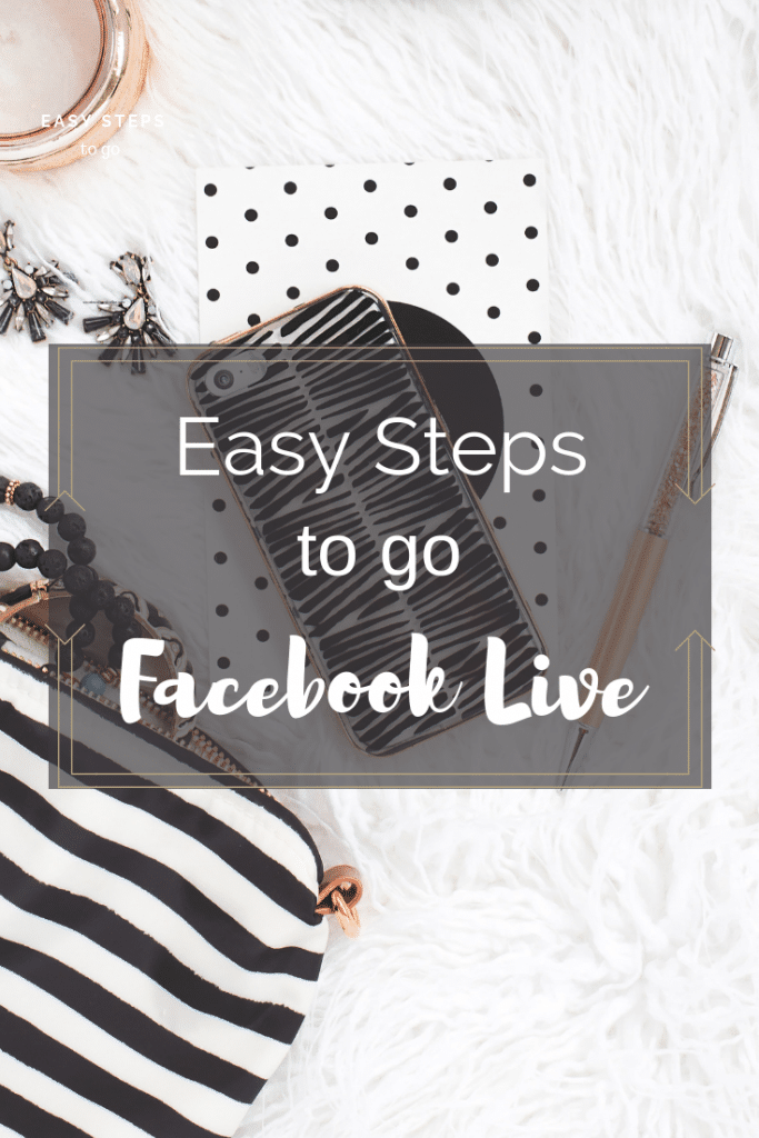Easy Steps to go Facebook Live | online business | social media marketing | blog | blogging | facebook marketing | #onlinebusiness #socialmedia #socialmediamarketing #blog #blogging #facebook #facebookmarketing