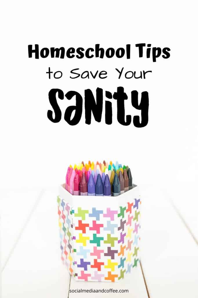 Homeschool Tips to Save your Sanity; My Favorite Tools and Resources | homeschool ideas | homeschool organization | homeschool curriculum | homeschool preschool | #homeschool #homeschoolideas #preschool #organization #curriculum