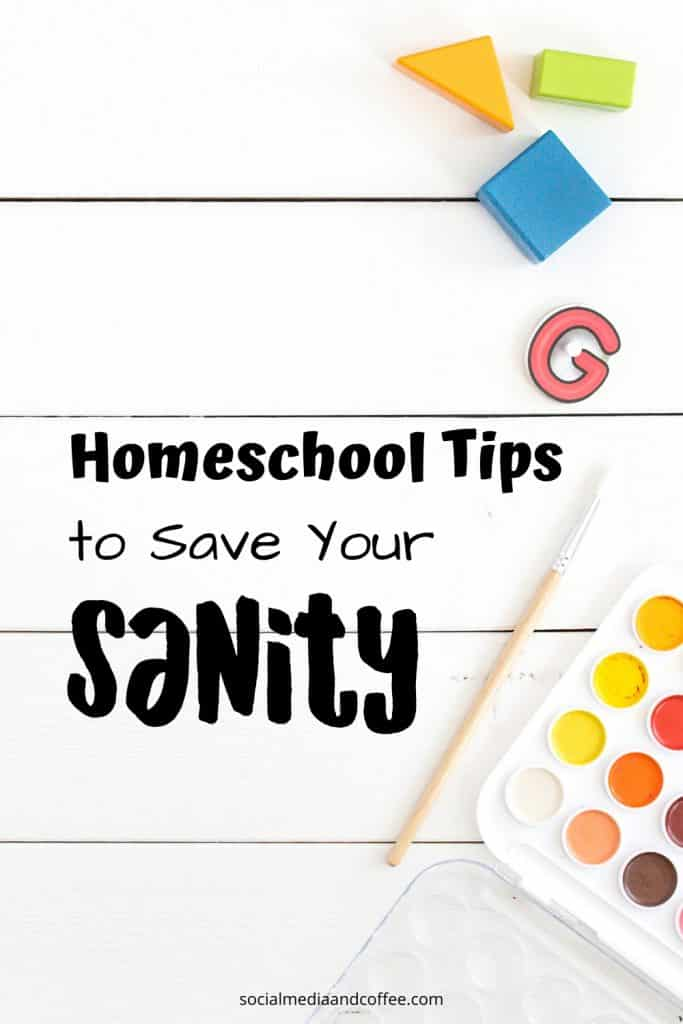 Homeschool Tips to Save your Sanity; My Favorite Tools and Resources   homeschool ideas   homeschool organization   homeschool curriculum   homeschool preschool   #homeschool #homeschoolideas #preschool #organization #curriculum