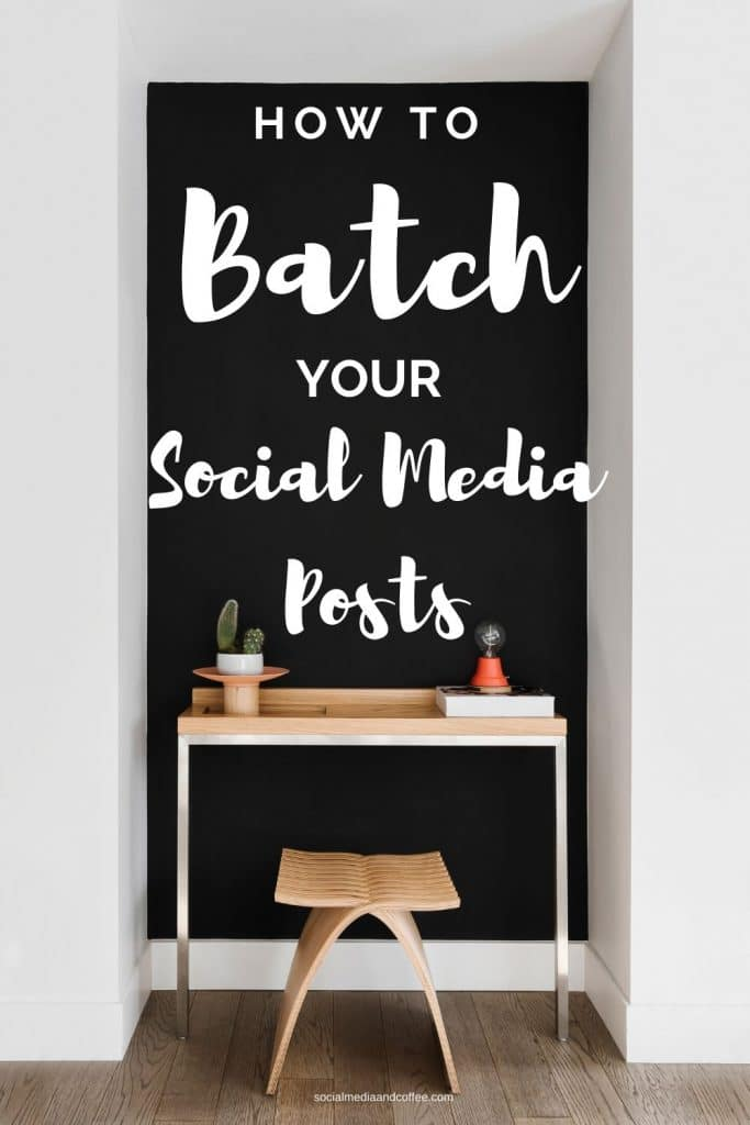How to Batch Your Social Media Posts | social media marketing | online business | Facebook | Instagram | Twitter | blog | blogging | #socialmedia #Facebook #Instagram #Twitter #blog #blogging #Facebook #Instagram #Twitter #blog #blogging #marketing