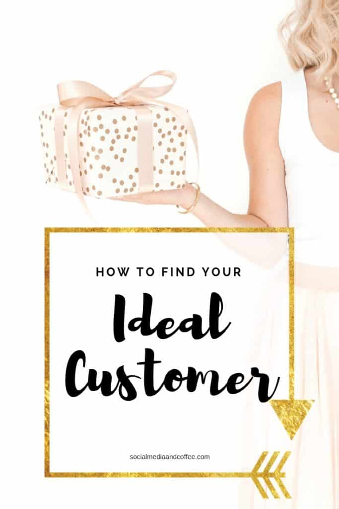 How to Find Your Ideal Customer | online business | marketing | social media marketing | blog | blogging | #onlinebusiness #marketing #socialmedia #socialmediamarketing #blog #blogging