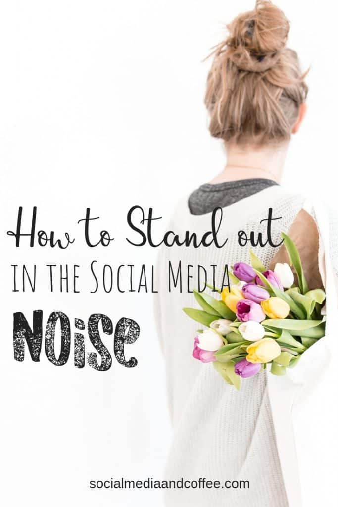 How to Stand out in the Social Media Noise | social media marketing | online business | facebook | instagram | twitter | blog | #socialmedia #socialmediamarketing #facebook #instagram #onlinebusiness #blog