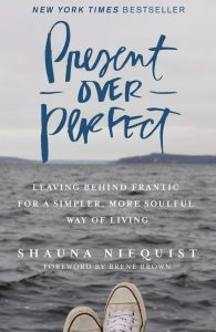 Book Recommendation: Present Over Perfect