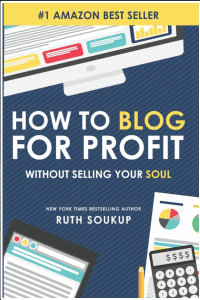 Book Recommendation: How to Blog for Profit