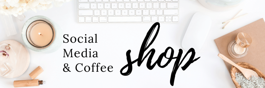 Social Media and Coffee Shop