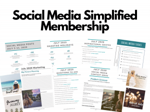 Social Media Simplified Membership