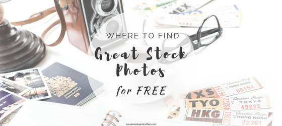 Where to Find Great Stock Photos for Free