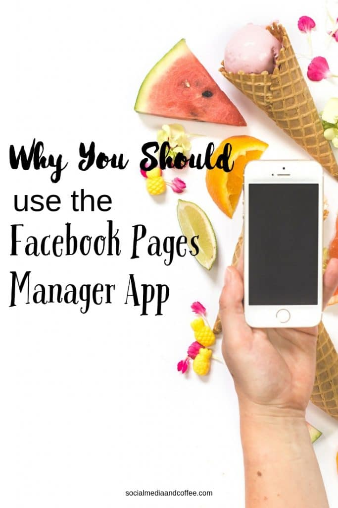 Why You Should use the Facebook Pages Manager App | social media marketing | online business | facebook marketing | blog | blogging | #facebook #facebookmarketing #onlinebusiness #marketing #blog #blogging